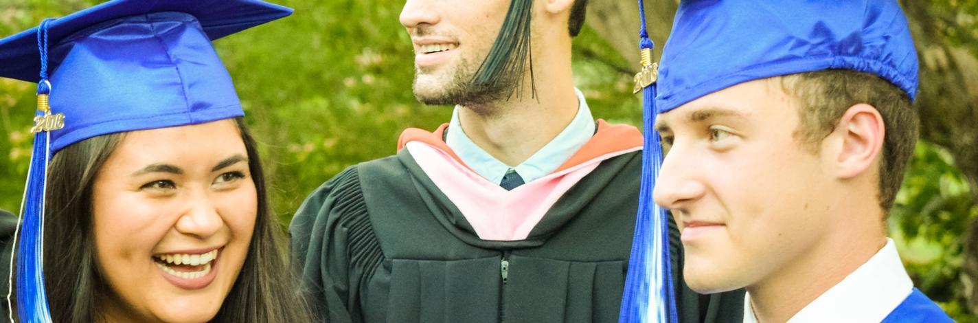 Profile of a Graduate - Trinity Christian School