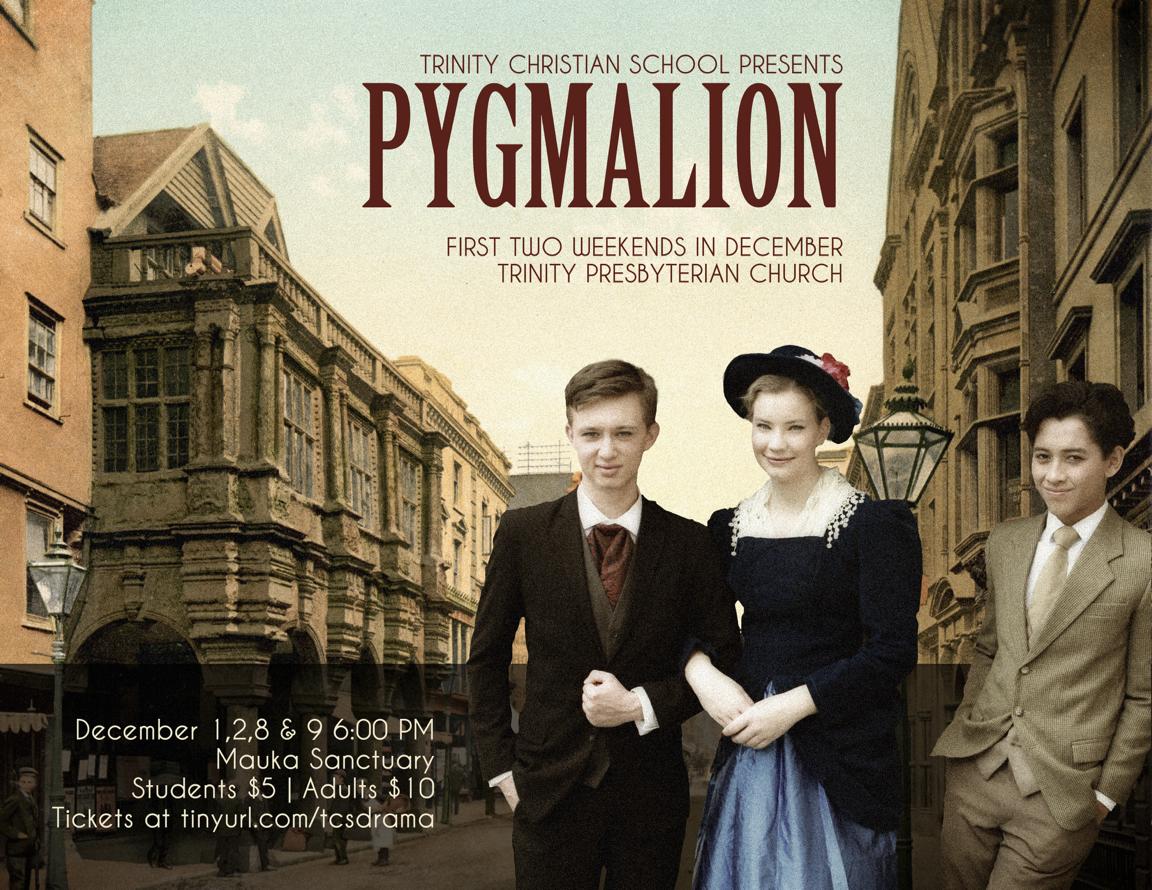 pygmalion by shaw full text